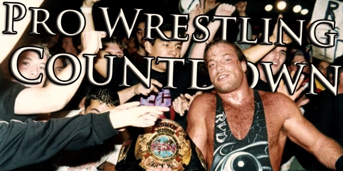 Rob Van Dam's Top Ten Greatest Matches