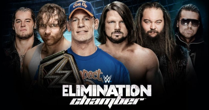 WWE Elimination Chamber 2017 Results &Review
