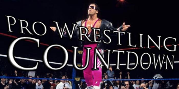 Bret Hart's Top Ten Greatest WWE & WCWMatches