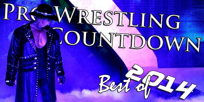 Top Ten Greatest WWE Matches of2014