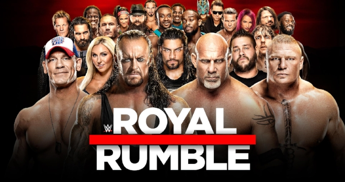 WWE Royal Rumble 2017 Results &Review