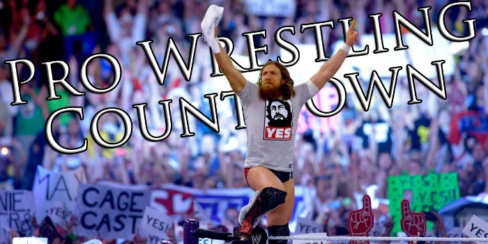 Daniel Bryan's Top Ten Greatest WWE Matches