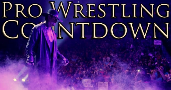 The Undertaker's Top Ten Greatest WWE Matches